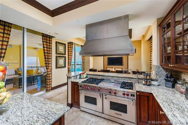 Luxurious penthouse in exclusive Acqualina Residence and Resort luxury homes