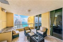 Luxurious penthouse in exclusive Acqualina Residence and Resort luxury properties