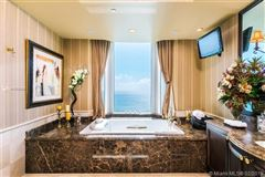 Mansions in Luxurious penthouse in exclusive Acqualina Residence and Resort