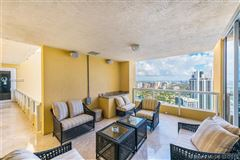Luxurious penthouse in exclusive Acqualina Residence and Resort luxury real estate