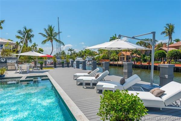Contemporary waterfront masterpiece luxury real estate