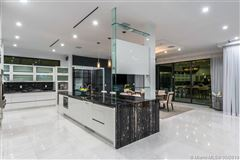 Luxury real estate Contemporary waterfront masterpiece