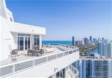 Mansions in  mansion in the sky two-story penthouse in Florida