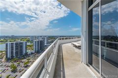 Luxury real estate  mansion in the sky two-story penthouse in Florida