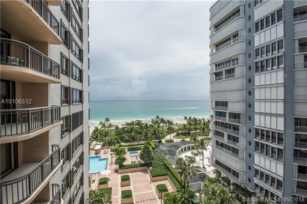 Prestigious Tiffany of Bal Harbour corner unit luxury homes