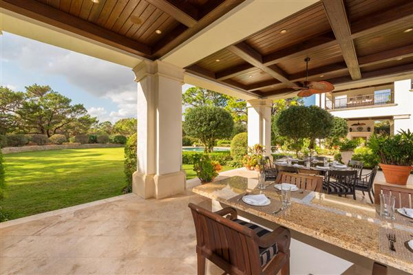 Tuscan Inspired Estate Florida Luxury Homes Mansions