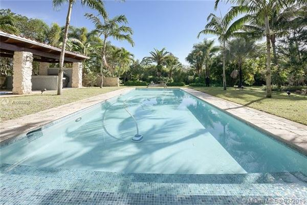 Luxury real estate private Spanish style estate located in Southwest Ranches