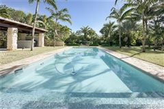 Luxury homes in private Spanish style estate located in Southwest Ranches