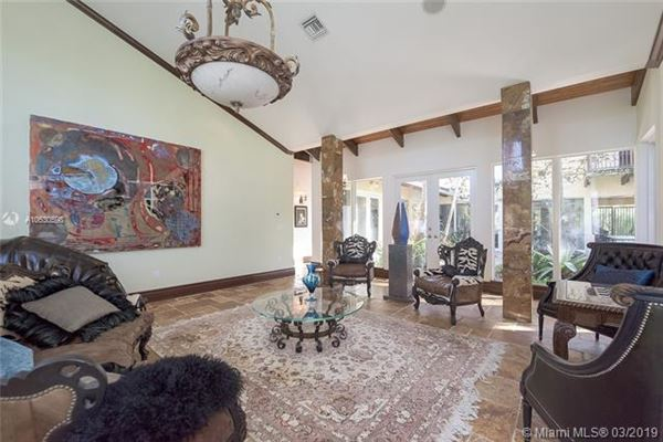 Mansions in private Spanish style estate located in Southwest Ranches