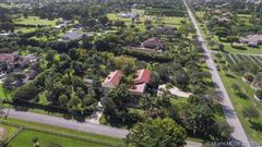 private Spanish style estate located in Southwest Ranches luxury properties