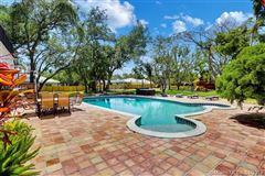 remarkable gated estate in Pinecrest luxury properties