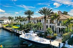 Luxury properties Spectacular location for open water views