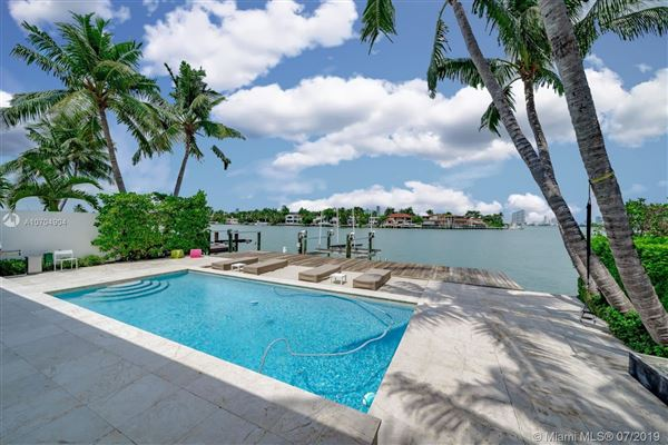 Luxury homes Spectacular waterfront home