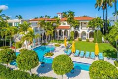 Bay Harbor Island Estate luxury real estate