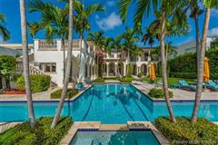 Bay Harbor Island Estate mansions