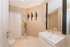 Luxury properties upgraded corner penthouse with panoramic views