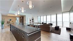 Luxury real estate 43rd Floor Penthouse with sweeping Atlantic views