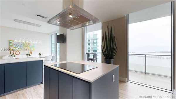 Luxury homes in 43rd Floor Penthouse with sweeping Atlantic views