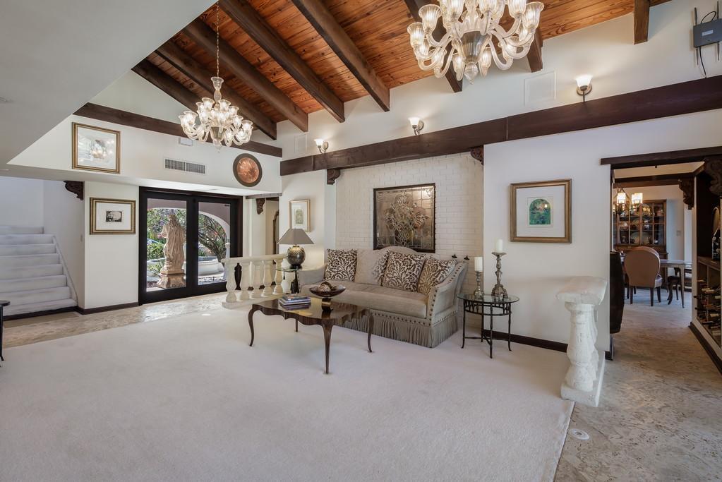Waterfront Mediterranean Estate luxury real estate