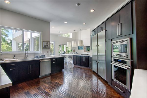 Luxury real estate spectacular completely renovated contemporary residece