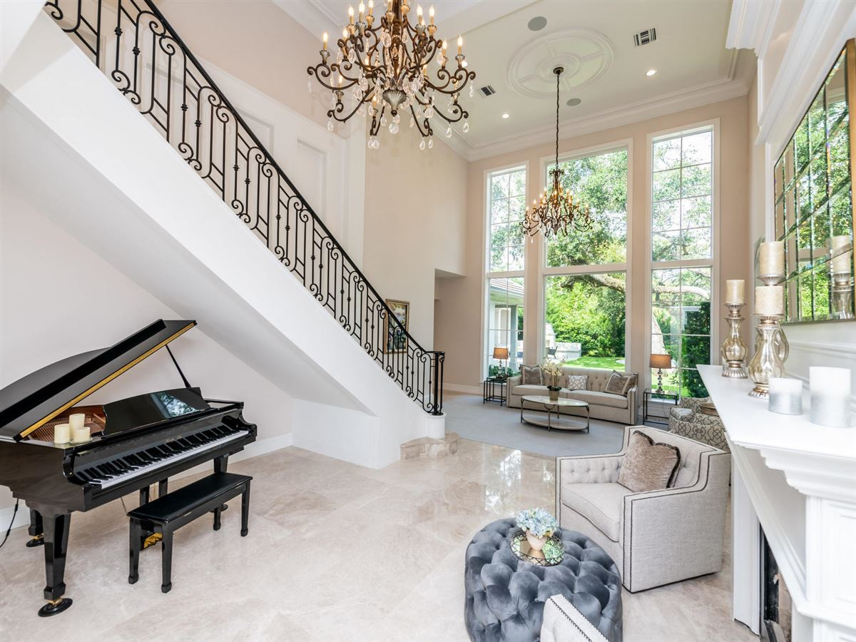Luxury properties stunning custom luxury estate home in Foxe Chase