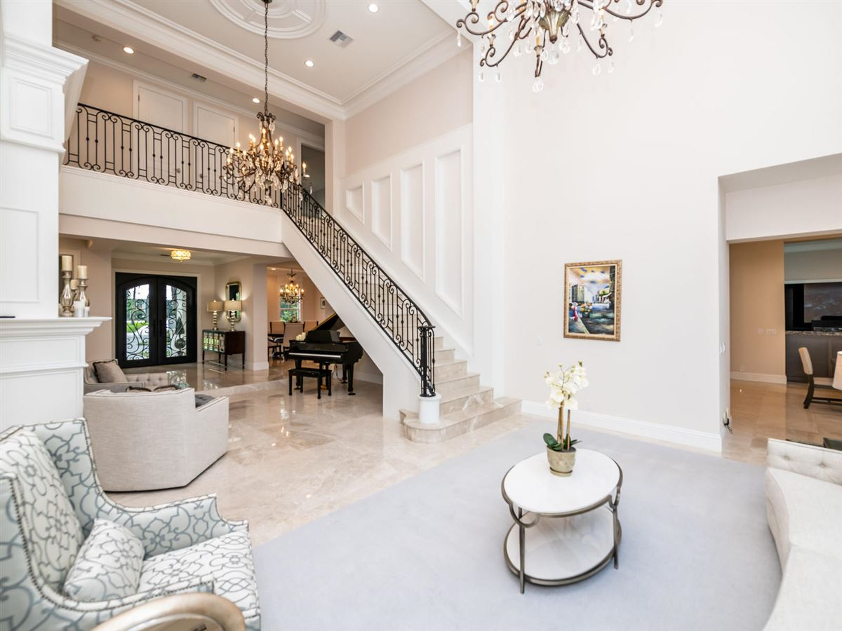 Mansions stunning custom luxury estate home in Foxe Chase