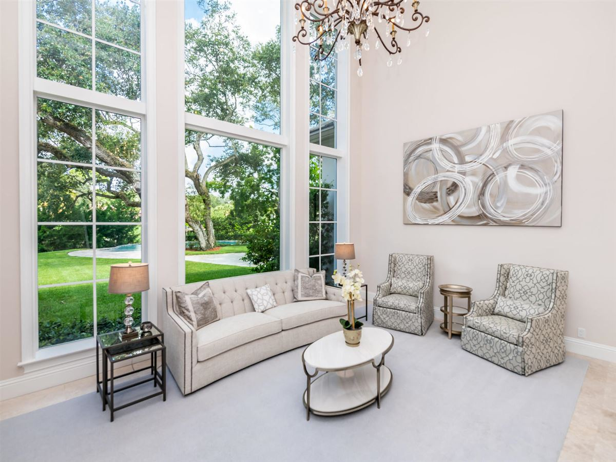 Luxury homes in stunning custom luxury estate home in Foxe Chase