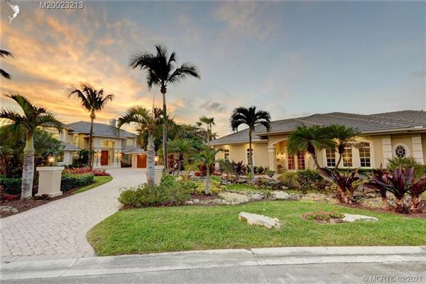 Spectacular island gem in small gated community luxury real estate