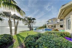 Luxury properties Spectacular island gem in small gated community