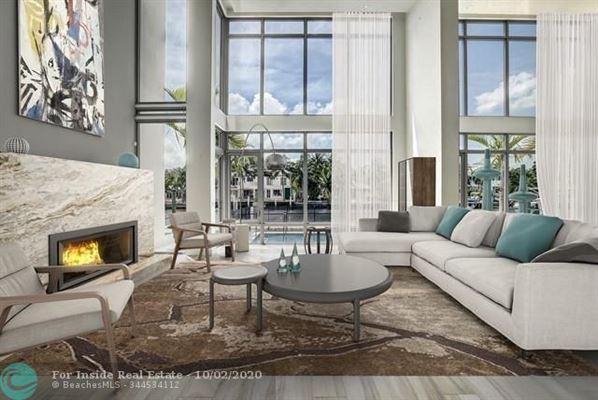 monumental new Acqua Marina townhouse luxury properties