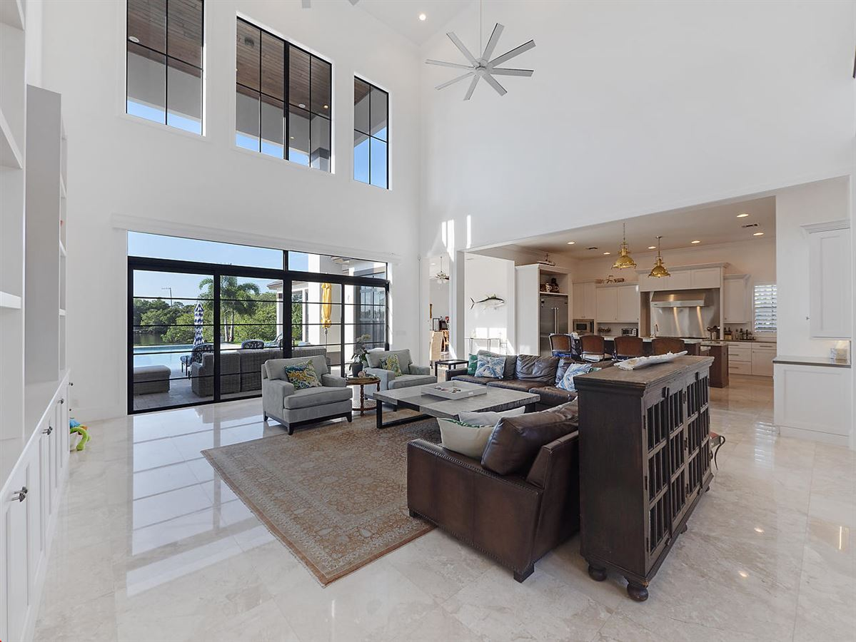Luxury homes Beautiful Riverfront Home In The Heart Of Jupiter