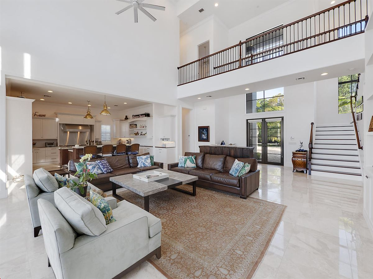 Luxury real estate Beautiful Riverfront Home In The Heart Of Jupiter