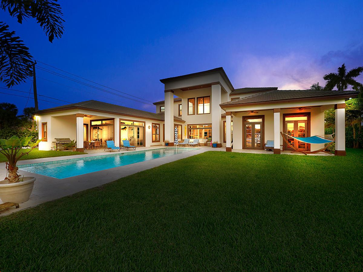 Luxury homes in Beautiful Riverfront Home In The Heart Of Jupiter