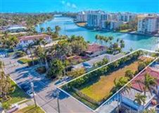 Luxury real estate desirable waterfront residential lot