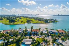 Bay Harbor Island Estate luxury homes
