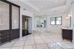 Stunning Mediterranean Waterfront Estate in Bay Harbor Islands luxury homes