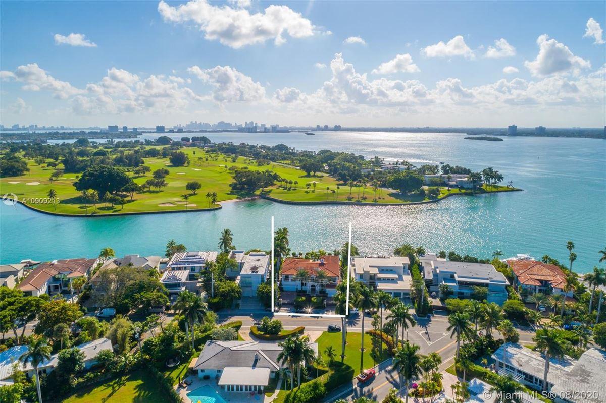 truly special waterfront Mediterranean Estate luxury real estate