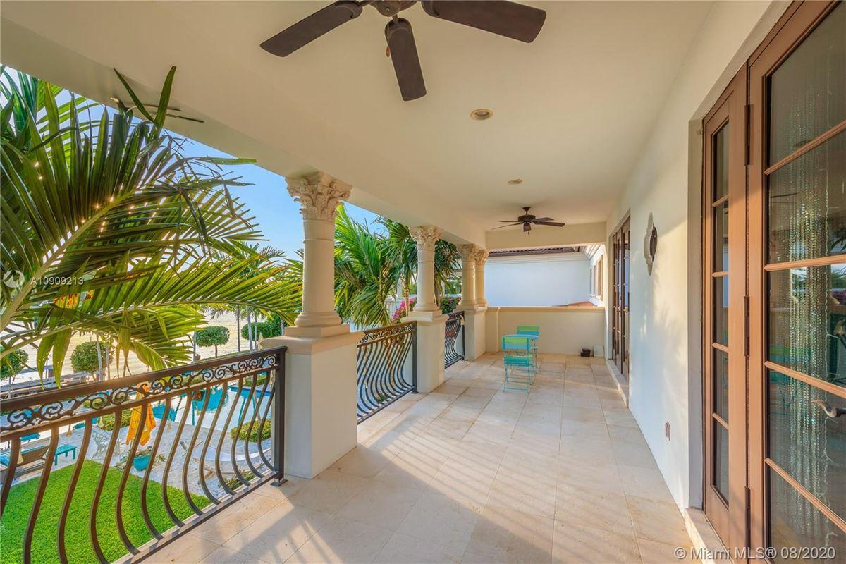 truly special waterfront Mediterranean Estate luxury properties