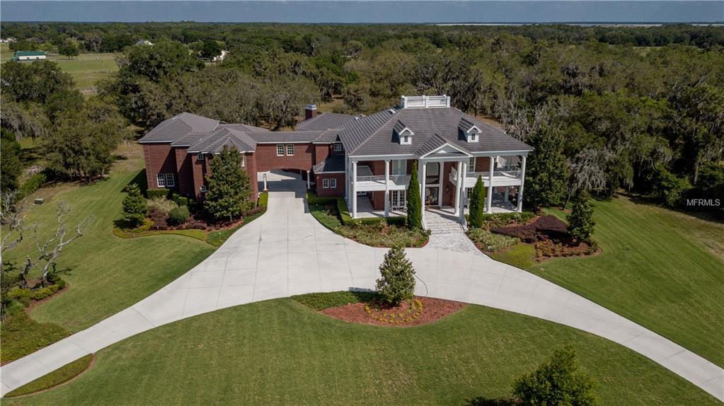 Exclusive and Elegant Lithia Estate luxury homes