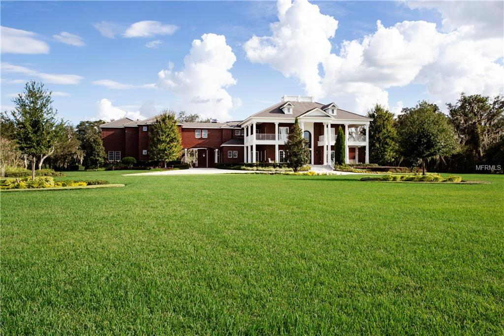 Luxury real estate Exclusive and Elegant Lithia Estate