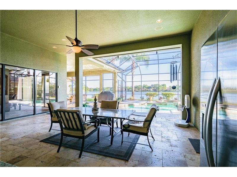 Luxury real estate Executive Tampa Home