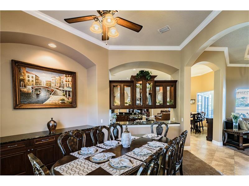 Luxury homes Executive Tampa Home