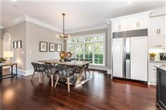 Luxury real estate gracious custom home in myers park
