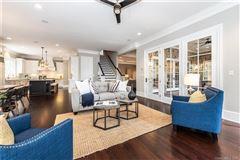 Luxury properties gracious custom home in myers park