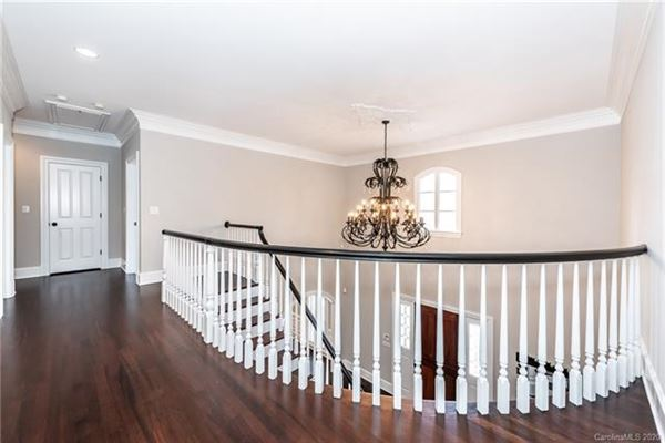 gracious custom home in myers park luxury real estate