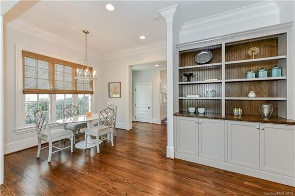 this exquisite home is in the heart of myers park luxury properties