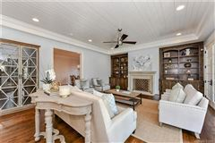 this exquisite home is in the heart of myers park luxury homes
