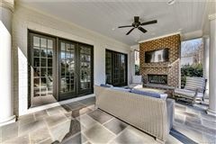 Luxury homes in this exquisite home is in the heart of myers park