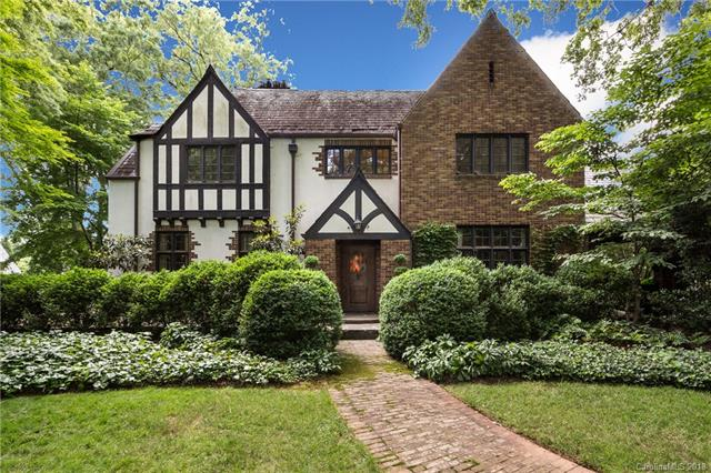 Superb Renovated Tudor Style Home