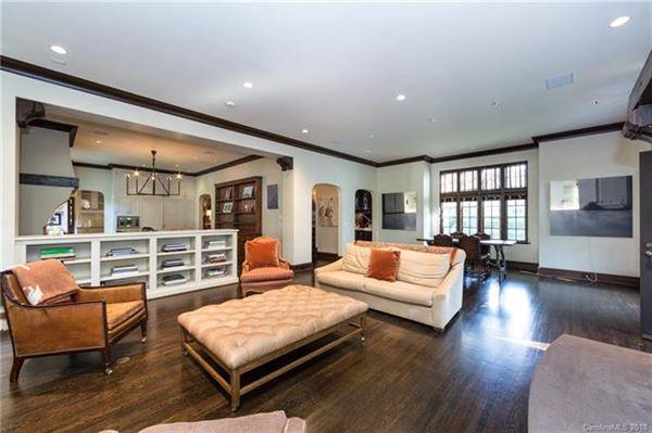 Renovated Tudor-style home luxury properties